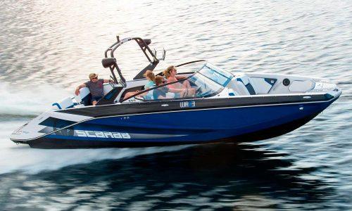 Катера Scarab JET Boats